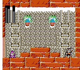 Mega Man 4 - Battle  - White Zone - User Screenshot